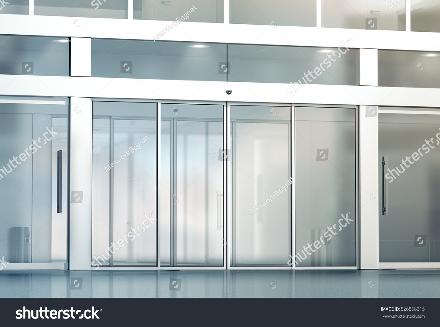 stock-photo-blank-sliding-glass-doors-entrance-mockup-d-rendering-commercial-automatic-entry-mock-up-office-526858315